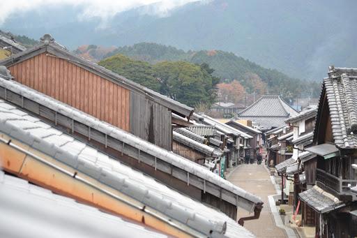 Kameyama-shi Japan  city pictures gallery : Seki juku: Kota Tua di Kameyama shi, Jepang | bagustris@wordpress